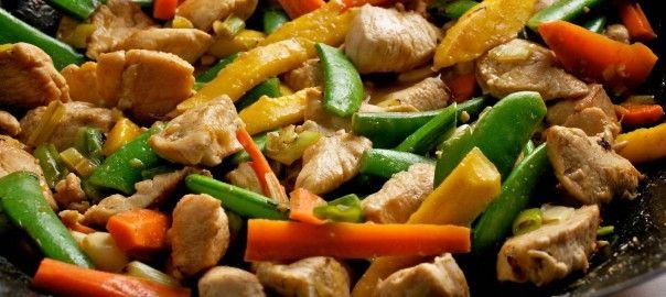 receta menestra de verduras con carne