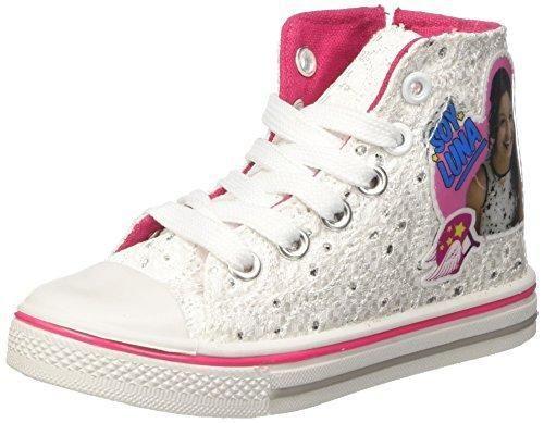 Oferta: 17.4€ Dto: -13%. Comprar Ofertas de Soy Luna Niñas Canvas Hi zapatillas altas blanco Size: 31 EU barato. ¡Mira las ofertas!
