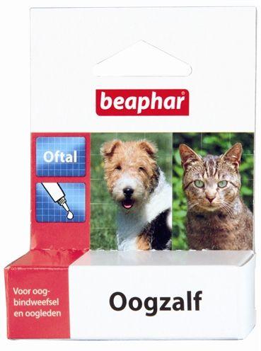 BEAPHAR OOGZALF HOND/KAT 5 ML //Prijs: €6.99  //     #katten