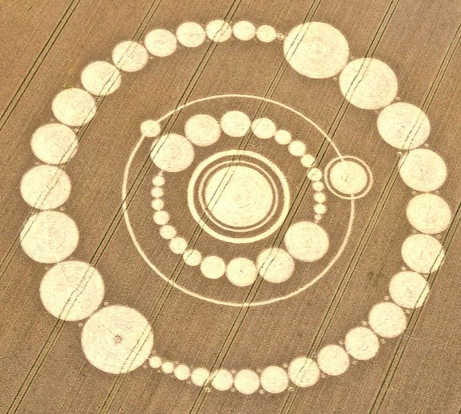 - Inspiration for my Mandala nr. 377 Windmill Hill crop circle, Wiltshire july 2011 Wheat L. - Google zoeken