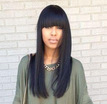 Pleasing 1000 Ideas About Chinese Bangs On Pinterest Bangs Lace Wigs Short Hairstyles Gunalazisus