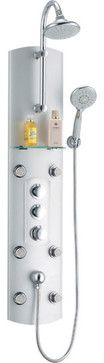 DreamLine SHCM-27180 Hydrotherapy Shower Panel contemporary-shower-panels-and-columns