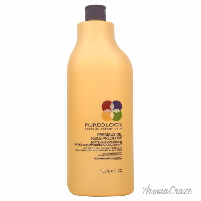 Pureology Precious Oil Softening Unisex 33 8 oz | Hair