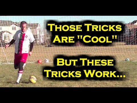 "Don't get caught up in ""fancy tricks"". Use THESE tricks that actually work... https://www.youtube.com/watch?v=vMh3IJ8WZ90"