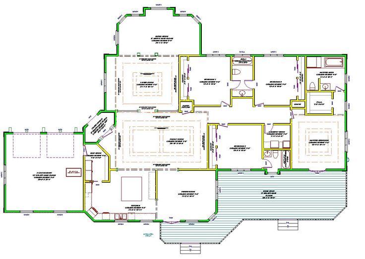 house floor plans のおすすめアイデア 292 件 pinterest ハウス