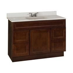 menards bathroom vanity cabinets siena series 48 quot w x 21 quot d vanity at menards my 19442