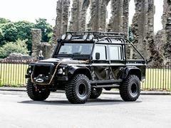 "2014 Land Rover Defender SVX ""Spectre"" | London 2017 | RM Sotheby's"
