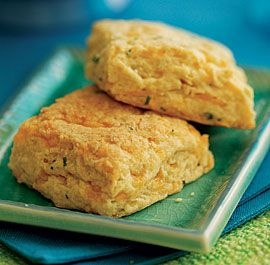 Cheddar & Chive Buttermilk Biscuits