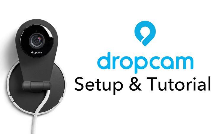 DropCam (Pro) ✔ Hochauflösende Bilder, verbesserte Zoom-Funktion, Nachtsicht, Top Mikrofon, Nest Protect und Zwei-Wege-Kommunikation ✔