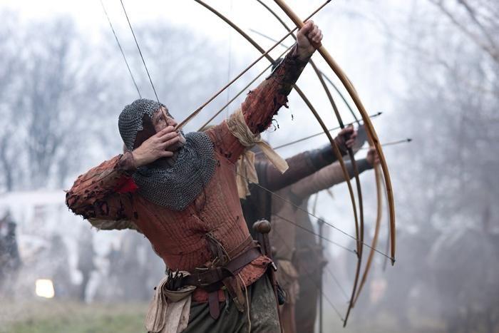 English Archers (Nick Briggs)