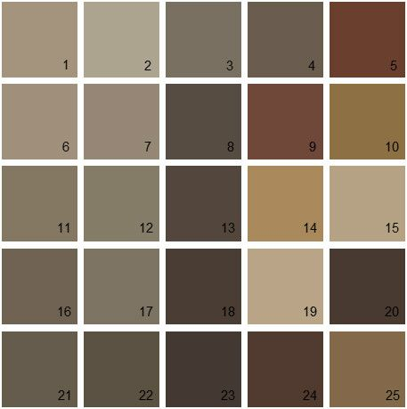 Rustic Paint Colors best 20+ benjamin moore brown ideas on pinterest | brown dining