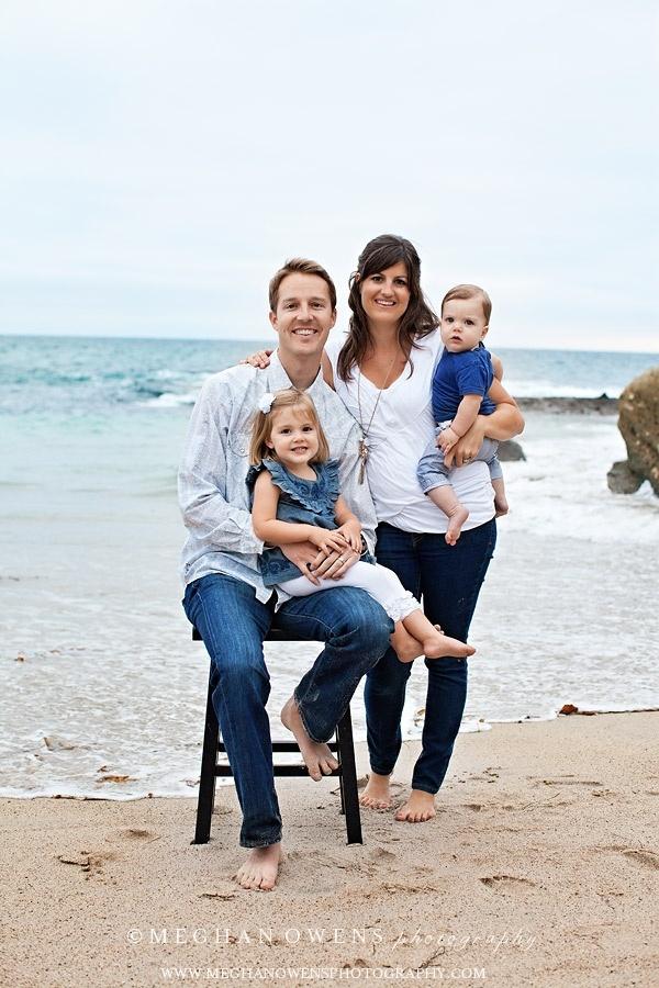 the davis olson family laguna beach family photographer family