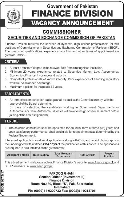 43 Best Pakistan Jobs Alert Images On Pinterest Pakistan, Jobs   Logistics  Officer Job Description