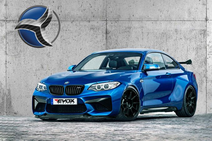 Alpha-N M2-RS - BMW M2 - Kompaktsportler - Tuning