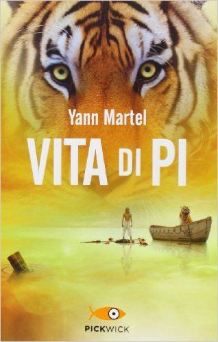 Amazon.it: Vita di Pi - Yann Martel, C. Nubile - Libri