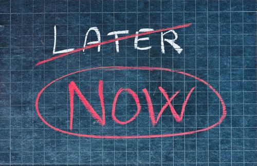 29 Ways to Beat Procrastination Once and For All...read now not later: Get up and move; Setup reminders; Make yourself accountable; Create something everyday; Wake up early; Go to sleep early; Clean and clear as you go; Just do it; and MORE!