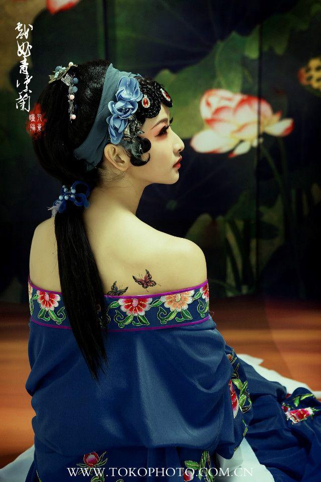 Chinese style sexy