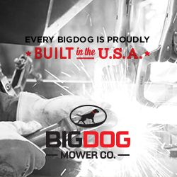 Every Big Dog is proudly built in the USA!