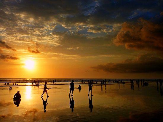 Bali, Beach Seminyak