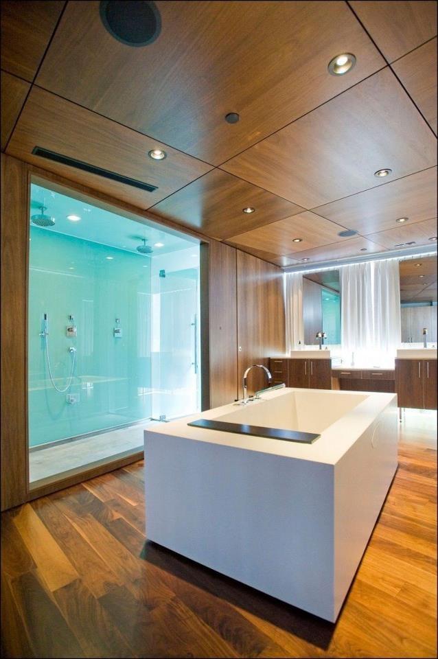 salle de bain design...