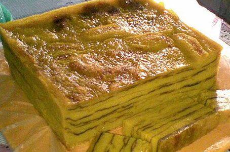 Kue Ciri Khas Palembang