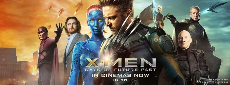 X-Men : Days of Future Past - In Bristol Cinemas now