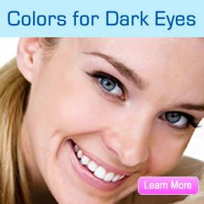 Guide to the Best Colored Contacts for Dark Eyes | Color Me Contacts
