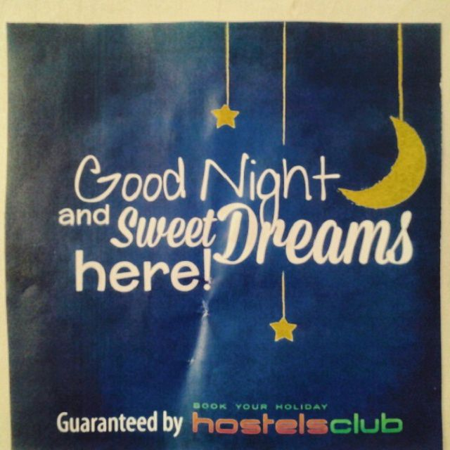 Good night sleep guaranteed with us! #hostels #travel