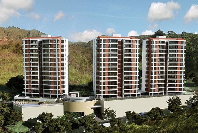 Vista general - Constructora Jaramillo Mora - Cali - Colombia