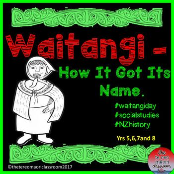Ever wondered what the real te reo Maori meaning is for Waitangi?When learning about the Treaty of Waitangi we often overlook Waitangi the place, the stories, the tangata whenua and the rich history of Te Pewhairangi (The bay of Islands). This fun mini unit includes:A mini booklet How Waitangi got its nameWorksheet maze Word findPepeha of the Waitangi Treaty GroundsFold-able concertina copies for konga to learnSyllabification activity (Te Reo)Structure of a pepehaHow to make a local…