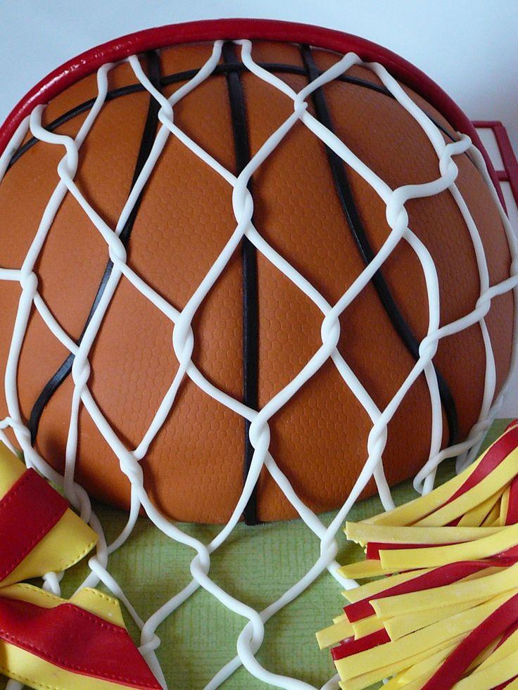 Basketball And Cheerleading