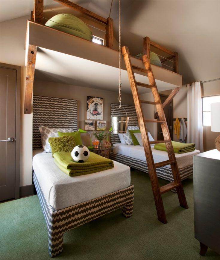Die besten 25+ Schlafzimmer für Teenager Ideen auf Pinterest - wohn und schlafzimmer