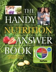 The Handy Nutrition Answer Book offers reliable information, the latest scientific discoveries, and the history of food and diet. It will help you understand the nutritional benefits—and pitfalls—of what you eat and how your body processes food, and it equips you with the tools you need to make good diet choices.