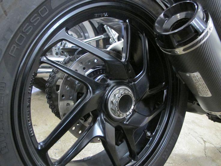 #Ducati #Testastretta ready for action. #HOTUSA #Miami #SoBe #MiMo #MiamiShores #bikerental #bikesales #bikerepair - http://houseofthunderusa.com