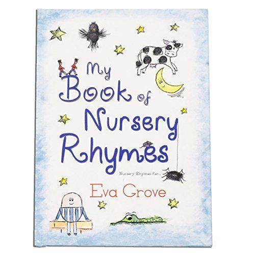 From 15.91 Personalised My Book Of Nursery Rhymes (hardback)