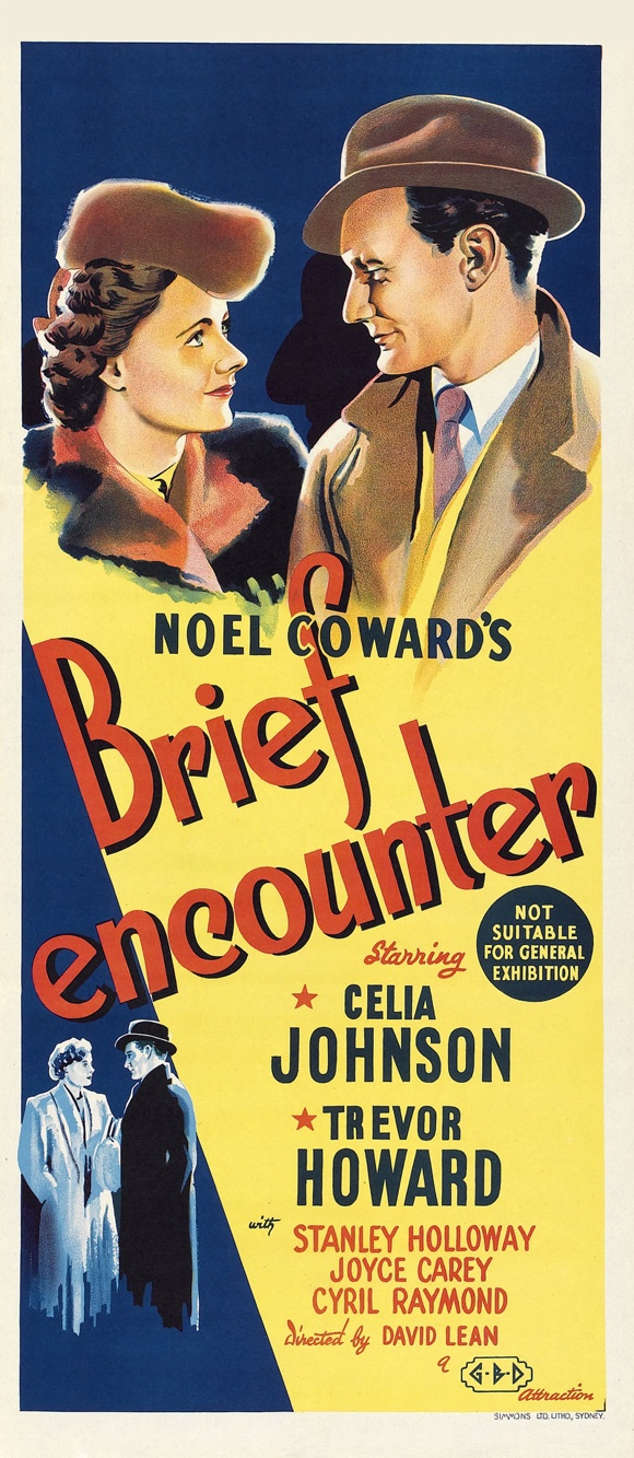 Celia Johnson, Trevor Howard - Brief Encounter, 1945