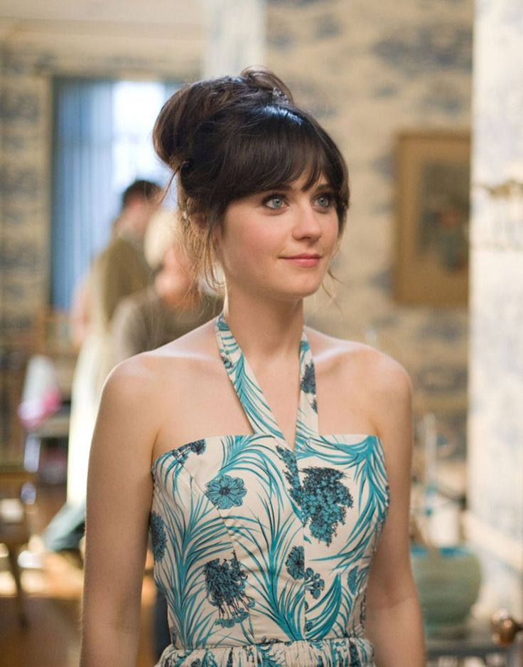 Zooey Deschanel For more visit: www.charmingdamsels.tk