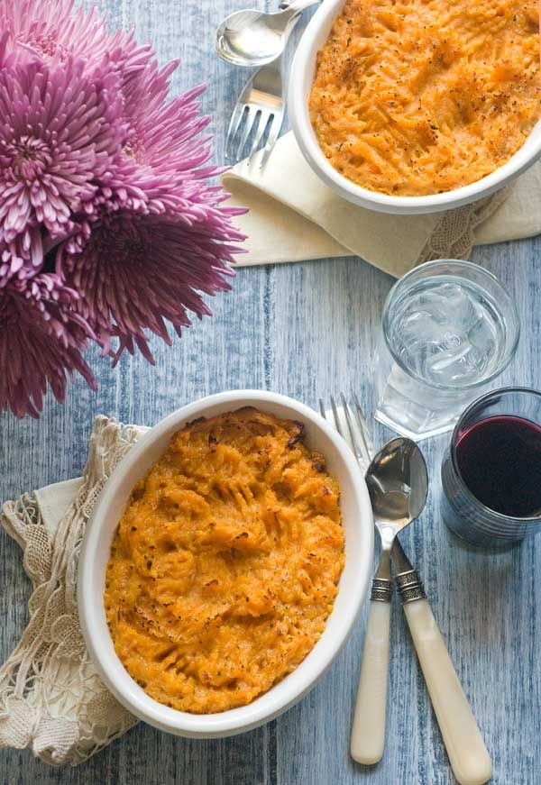 Gluten Free Autumn Shepherd's Pie Recipe