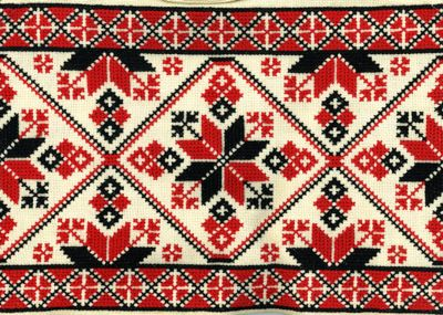 Another beautiful Hungarian embroidery chart