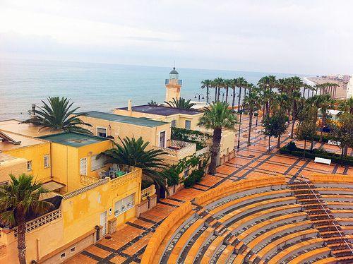 Anfiteatro Roquetas de Mar