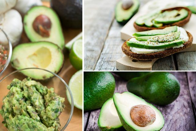 If avocados aren't currently part of your diet, they should be! They're a great source of nutrients, including heart-healthy fiber and fats.