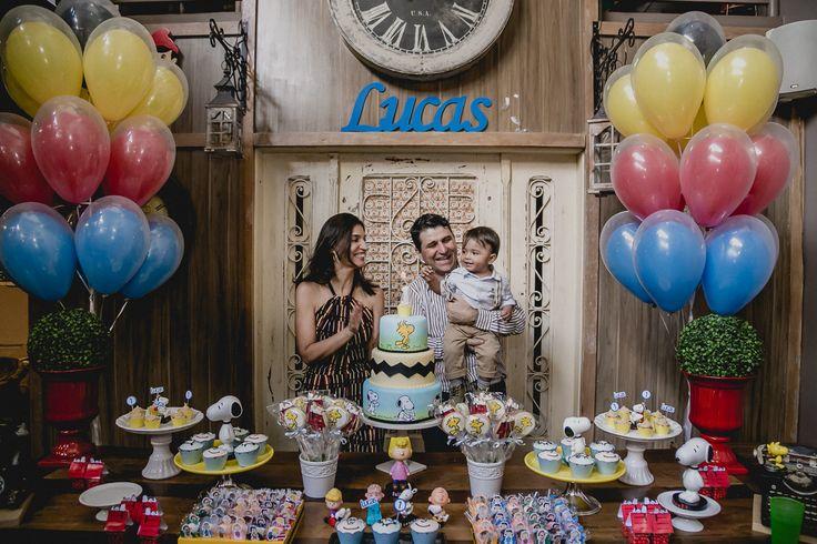 Fotografias do aniversário de 1 ano do Lucas! Festa super legal realizada no Buffet Museu Miniland com fotos do Rafael Mirra