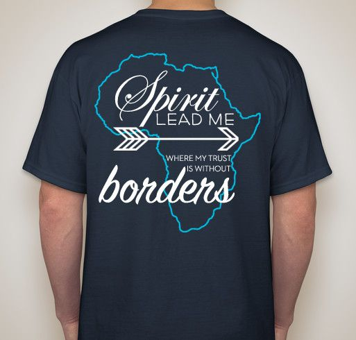 Help raise money for ministries in Uganda when you buy this tshirt! <<<< lol I like the design