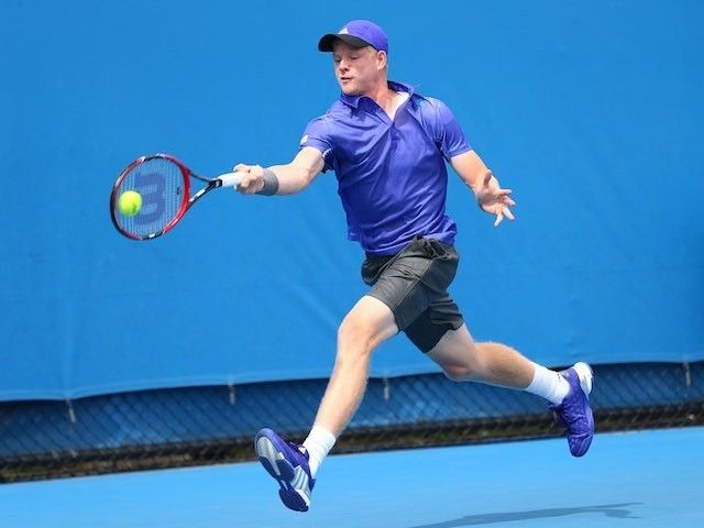 Result: Britain's Kyle Edmund loses to Canadian wildcard Steven Diez in Rogers Cup