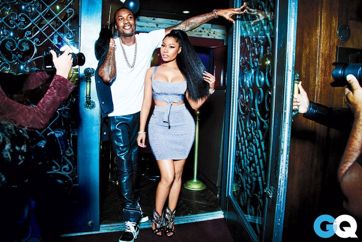 "meek mill and nicki minaj | Nicki Minaj Describes Kissing Meek Mill (In Great Detail!): ""I Love ..."