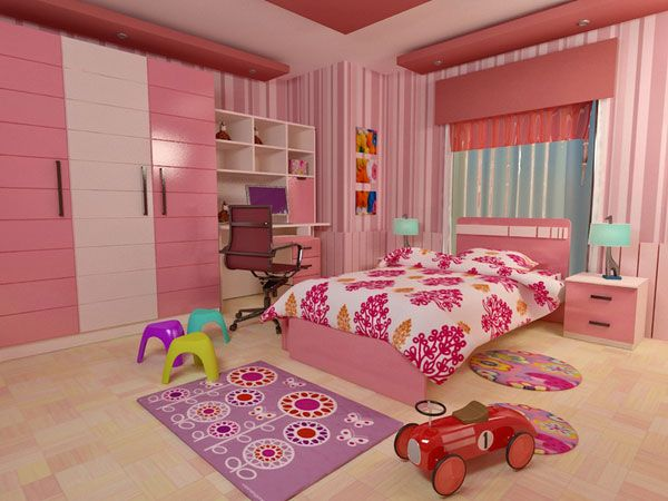 Little Girls Bedroom Ideas. It is her safe space where she can rest and play amidst colorful patterns and pretty shapes.