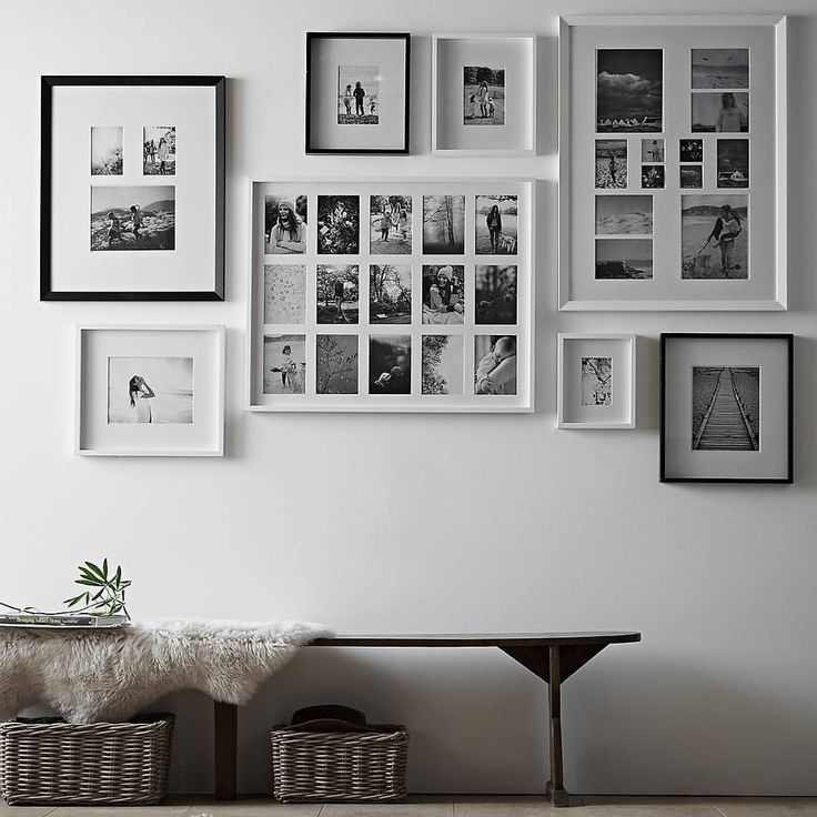"""789 Likes, 5 Comments - Official Instagram (@thewhitecompany) on Instagram: """"""""When you're using multi-aperture 'frames', keep your pictures simple. Think lots of negative…"""""""