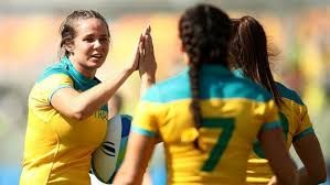 Image result for australian women's rugby sevens team