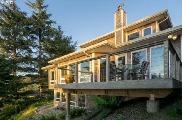 Another ocean-view home on the market