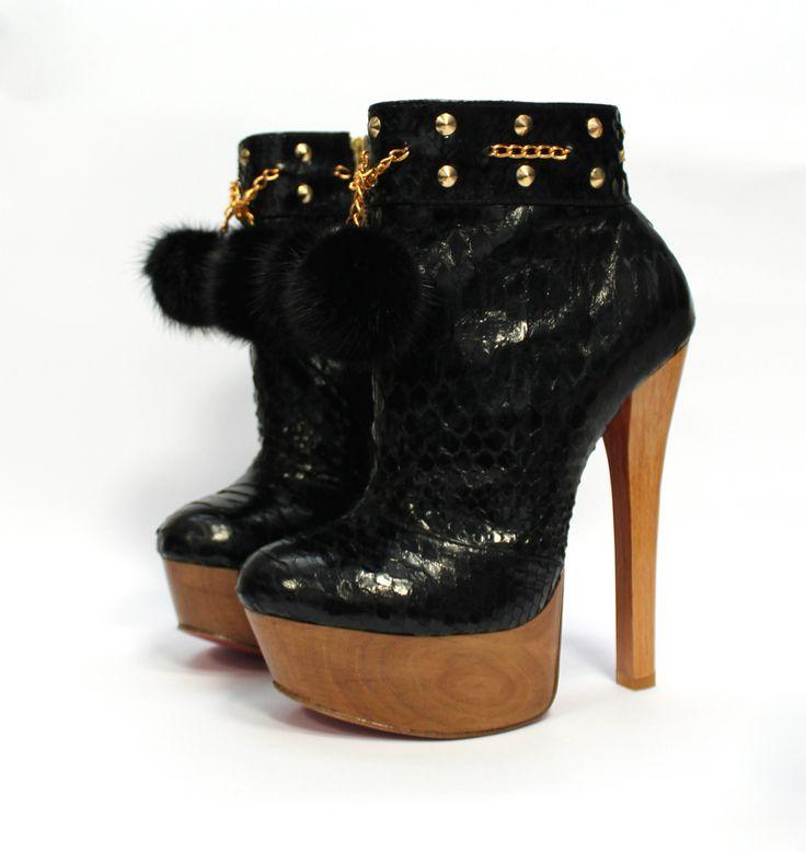 YAROSÉ SHULZHENKO HEEL BOOTS www.charlotte-luxury.com